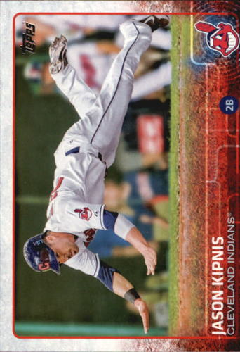 Photo of 2015 Topps #221A Jason Kipnis