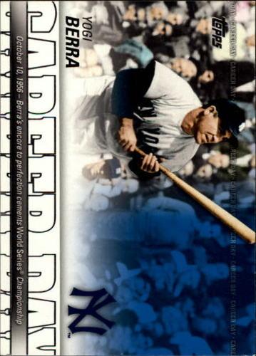 Photo of 2012 Topps Career Day #CD25 Yogi Berra