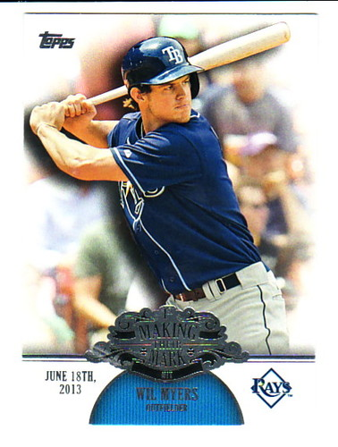 Photo of 2013 Topps Making Their Mark #MM42 Wil Myers