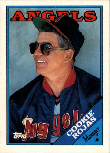 Photo of 1988 Topps Traded #97T Cookie Rojas MG