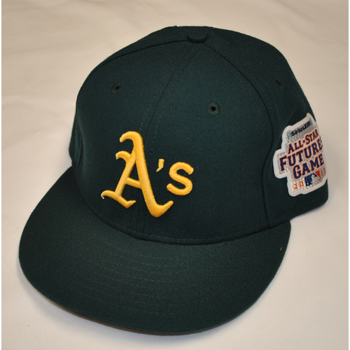 Photo of Game-Used Cap - 2013 All-Star Futures Game - Michael Ynoa (Oakland Athletics) - Size 7 3/4