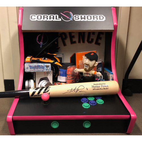 "Photo of Giants Wives Auction: Hunter Pence ""Favorite Things"" Basket"