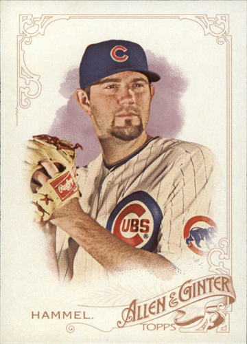 Photo of 2015 Topps Allen and Ginter #77 Jason Hammel