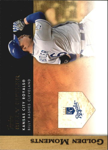 Photo of 2012 Topps Update Golden Moments #GMU42 Billy Butler
