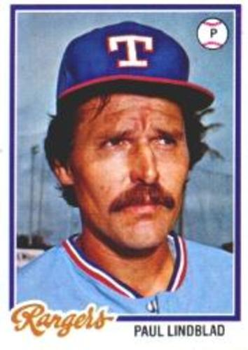 Photo of 1978 Topps #314 Paul Lindblad