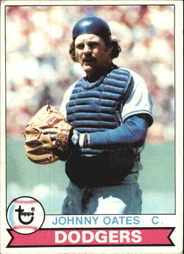 Photo of 1979 Topps #104 Johnny Oates DP