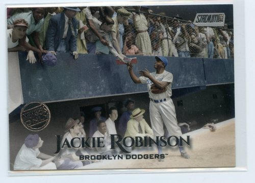 Photo of 2019 Stadium Club Members Only #70 Jackie Robinson