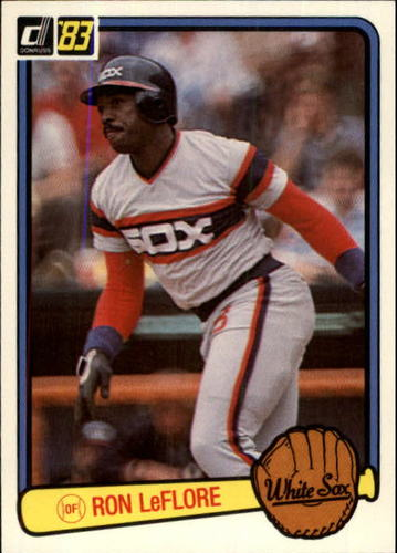 Photo of 1983 Donruss #543 Ron LeFlore