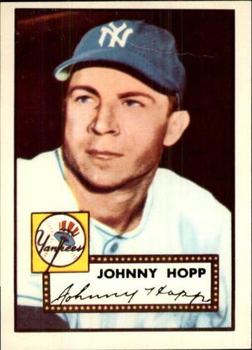 Photo of 1983 Topps 1952 Reprint #214 Johnny Hopp
