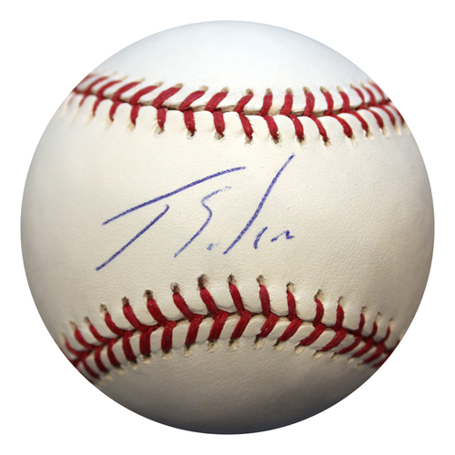 Photo of Autographed Baseball: Jorge Soler