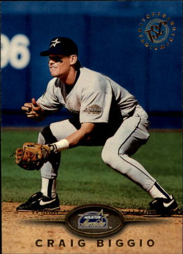 Photo of 1995 Stadium Club #185 Craig Biggio
