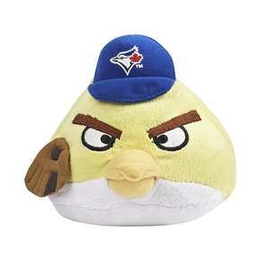 Blue Jays Shop | Angry Bird Plush (Yellow) by Fabrique