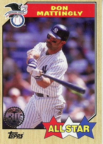 Photo of 2017 Topps '87 Topps #87153 Don Mattingly