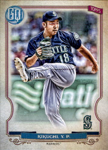 Photo of 2020 Topps Gypsy Queen #20 Yusei Kikuchi