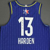James Harden - 2020 NBA All-Star - Team LeBron - Autographed Jersey