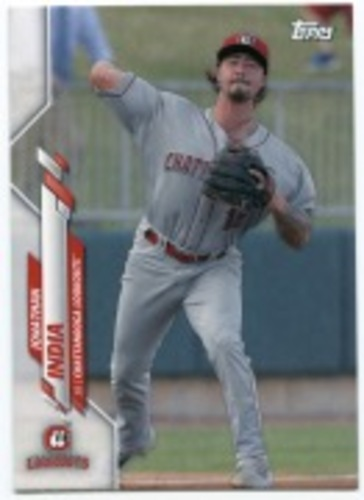 Photo of 2020 Topps Pro Debut #PD93 Jonathan India