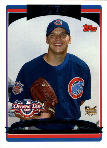 Photo of 2006 Topps Opening Day #158 Rich Hill (RC)