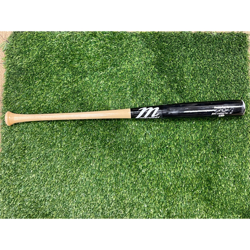 Photo of Minnesota Twins: 2021 Game-Used Broken Bat - Eduardo Rodriguez to Josh Donaldson - Line Drive Single to CF 4/14/2021
