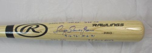 Dwight Evans Autographed