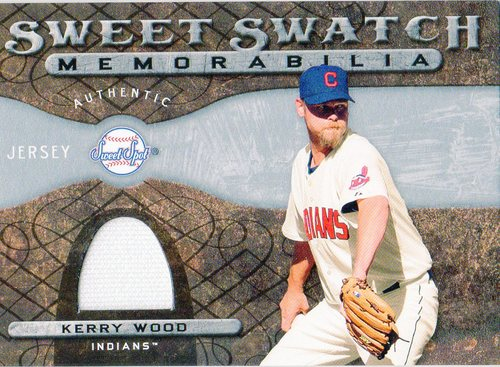 Photo of 2009 Sweet Spot Swatches #KW Kerry Wood