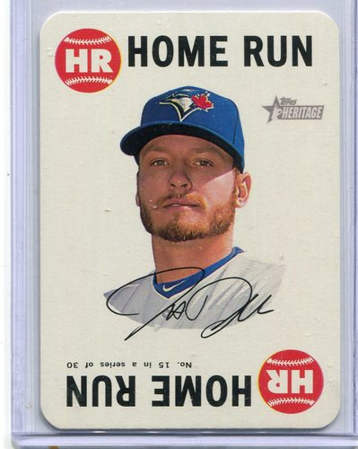Photo of 2017 Topps Heritage Topps Game #15 Josh Donaldson