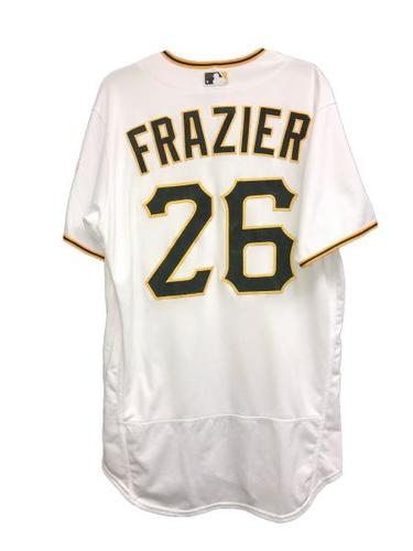 Photo of Adam Frazier Game-Used Jersey