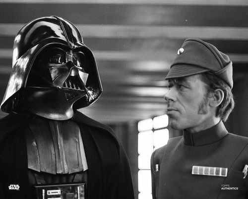 Darth Vader and Chief Bast