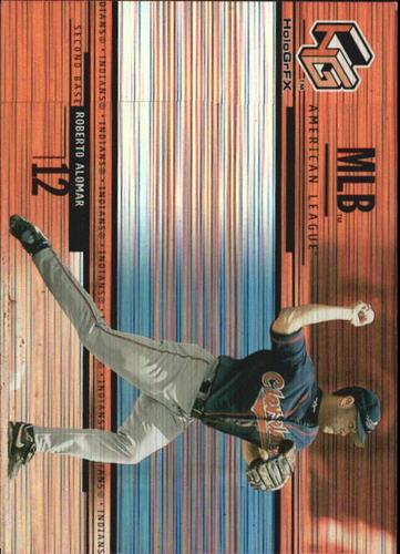 Photo of 2000 Upper Deck HoloGrFX #41 Roberto Alomar