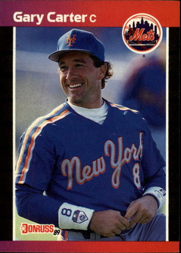 Photo of 1989 Donruss #53 Gary Carter