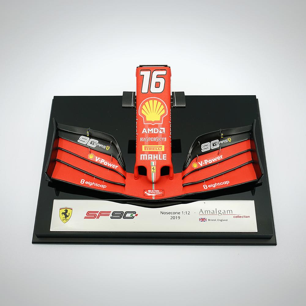 Charles Leclerc 2019 1 12 Scale Model Nose Cone Scuderia Ferrari F1 Authentics