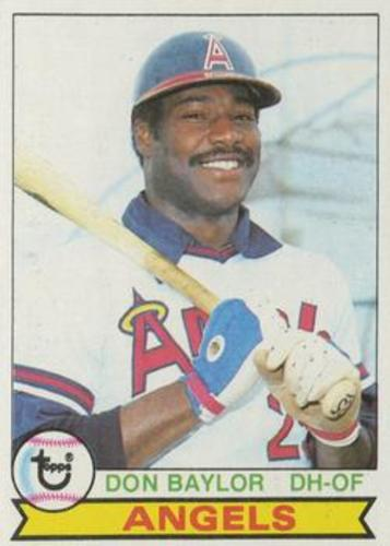 Photo of 1979 Topps #635 Don Baylor
