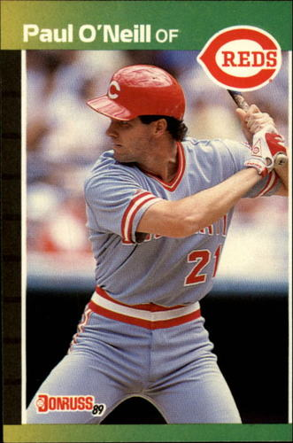 Photo of 1989 Donruss #360 Paul O'Neill