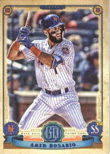Photo of 2019 Topps Gypsy Queen #259 Amed Rosario