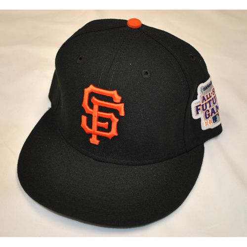 Photo of Game-Used Cap - 2013 All-Star Futures Game - Kyle Crick (San Francisco Giants) - Size 7 1/8