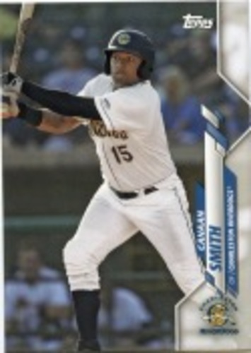 Photo of 2020 Topps Pro Debut #PD94 Canaan Smith
