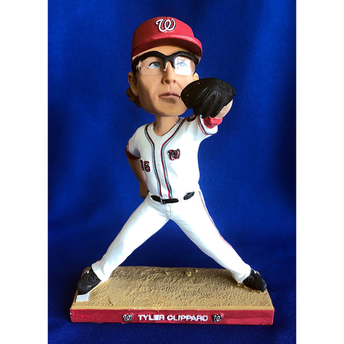 Photo of UMPS CARE AUCTION: Tyler Clippard 2014 Nationals Bobblehead