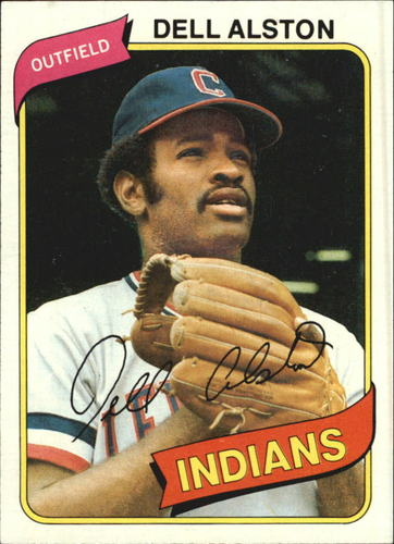 Photo of 1980 Topps #198 Dell Alston DP