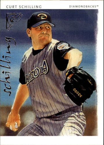 Photo of 2003 Topps Gallery #11 Curt Schilling