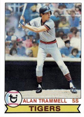 Photo of 1979 Topps #358 Alan Trammell -- Newest Hall of Famer Class of 2018