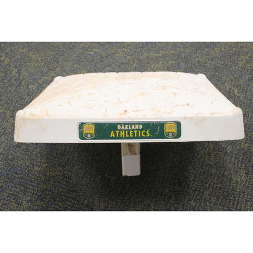 Photo of Game-Used 2nd Base (Innings 1-3) - 9/23/18 vs. MIN