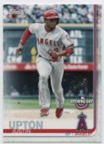 Photo of 2019 Topps Opening Day #56 Justin Upton