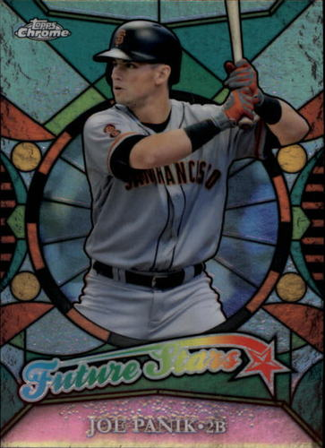 Photo of 2016 Topps Chrome Future Stars #FS8 Joe Panik