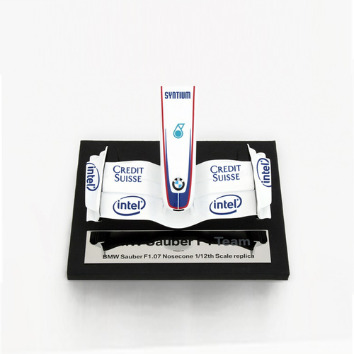 Photo of BMW Sauber F1.07 Nose Cone - 1:12 Scale Amalgam Model