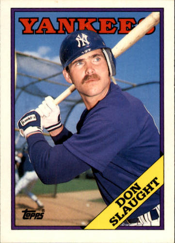 Photo of 1988 Topps Traded #108T Don Slaught