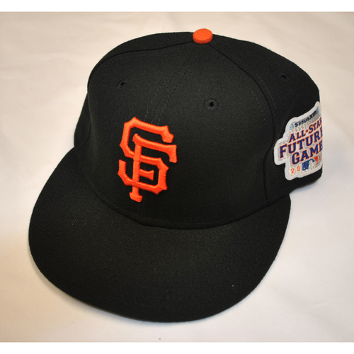 Photo of Game-Used Cap - 2013 All-Star Futures Game - Jesus Galindo (San Francisco Giants) - Size 7 1/8