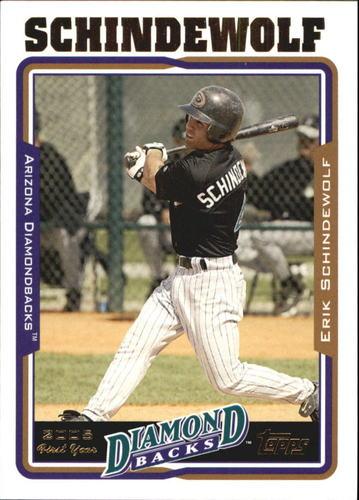 Photo of 2005 Topps Update #271 Erik Schindewolf FY RC