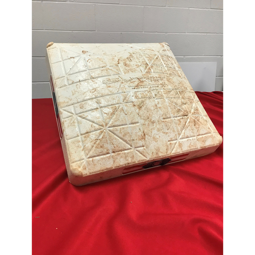 Photo of Game-Used 1st Base: May 21, 2018