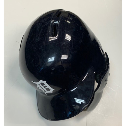 Photo of Game-Used Road Batting Helmet #40
