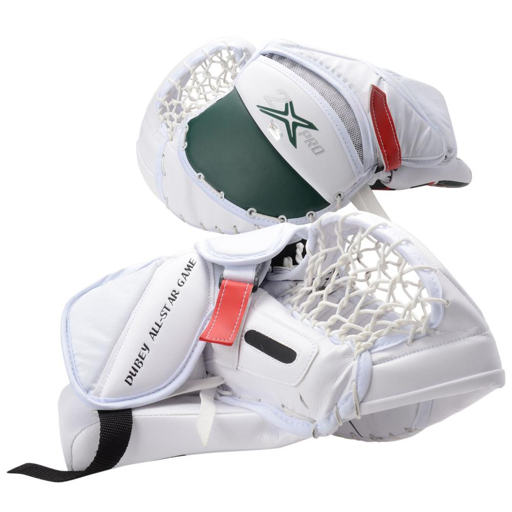 Devan Dubnyk Minnesota Wild Game-Used 2019 All-Star Game Gloves