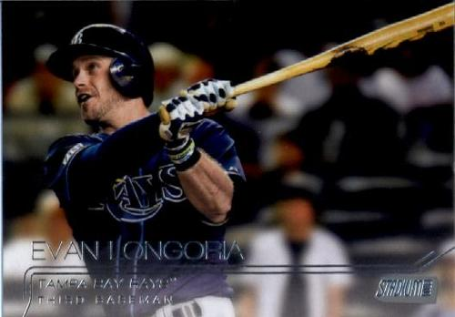 Photo of 2015 Stadium Club #254 Evan Longoria